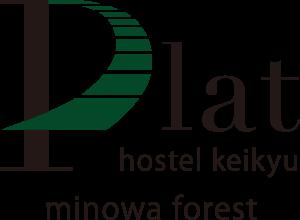 plat hostel keikyu minowa forest